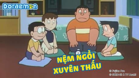 Doraemon - Tập 19: Nệm ngồi xuyên thấu