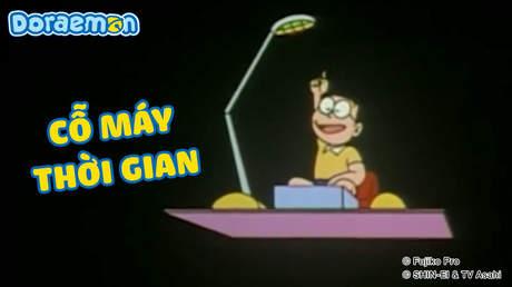 Doraemon - Tập 20: Cỗ máy thời gian