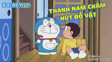 Doraemon - Tập 212: Thanh nam châm hút đồ vật