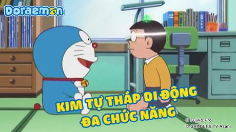 Doraemon - Tập 216: Kim tự tháp di động đa chức năng