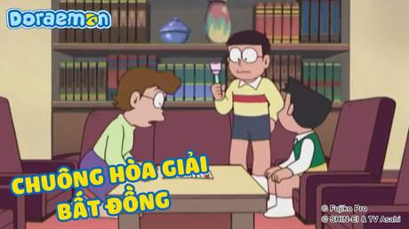 Doraemon - Tập 218: Chuông hòa giải bất đồng