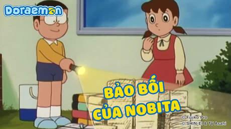 Doraemon - Tập 21: Bảo bối của Nobita