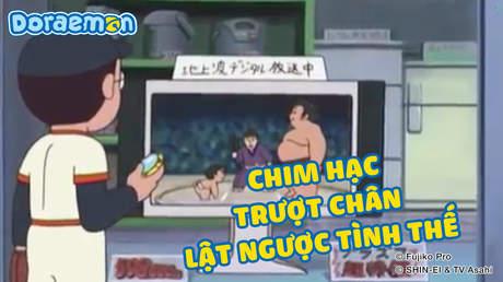 Doraemon - Tập 220: Chim hạc trượt chân lật ngược tình thế