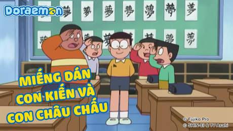 Doraemon - Tập 223: Miếng dán con kiến và con châu chấu