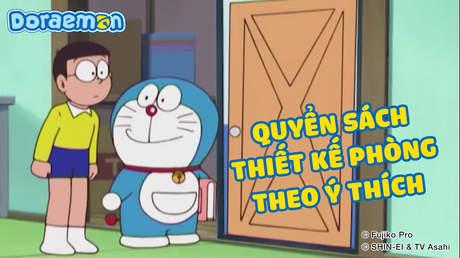 Doraemon - Tập 225: Quyển sách thiết kế phòng theo ý thích