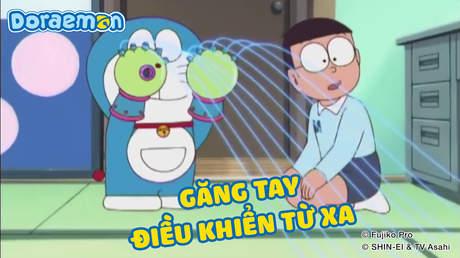 Doraemon - Tập 226: Găng tay điều khiển từ xa