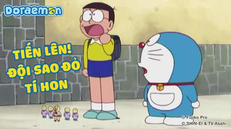 Doraemon - Tập 228: Tiến lên! Đội sao đỏ tí hon
