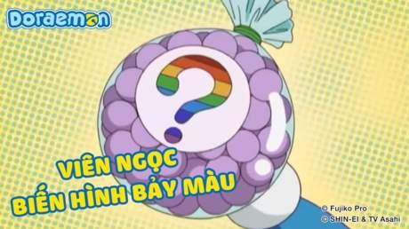 Doraemon - Tập 231: Viên ngọc biến hình bảy màu