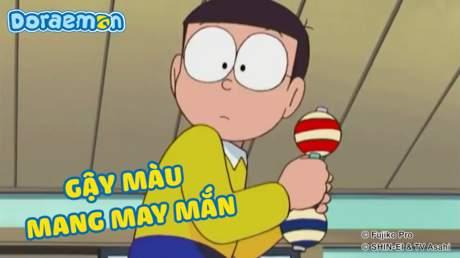 Doraemon - Tập 234: Gậy màu mang may mắn