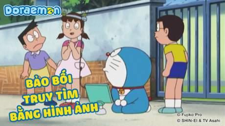 Doraemon - Tập 239: Bảo bối truy tìm bằng hình ảnh