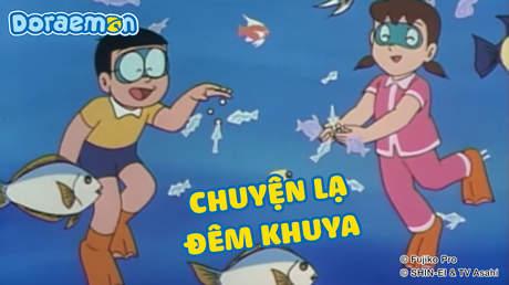 Doraemon - Tập 23: Chuyện lạ đêm khuya