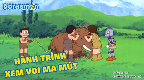 Doraemon - Tập 243: Hành trình xem voi ma mút