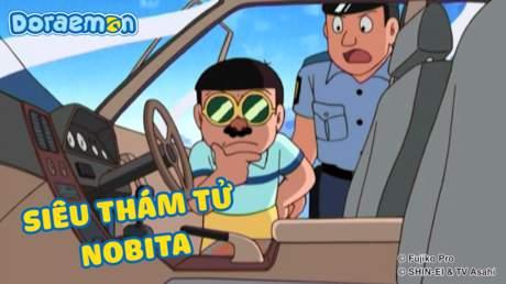 Doraemon - Tập 244: Siêu thám tử Nobita