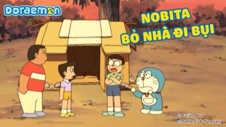 Doraemon - Tập 245: Nobita bỏ nhà đi bụi