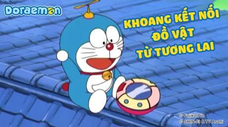 Doraemon - Tập 248: Khoang kết nối đồ vật từ tương lai