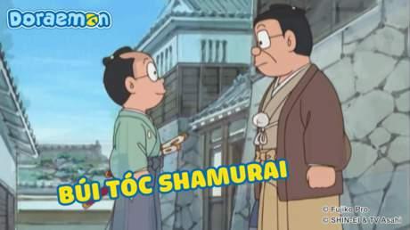 Doraemon - Tập 250: Búi tóc shamurai