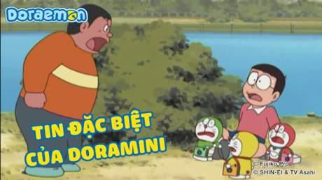 Doraemon - Tập 253: Tin đặc biệt của Doramini