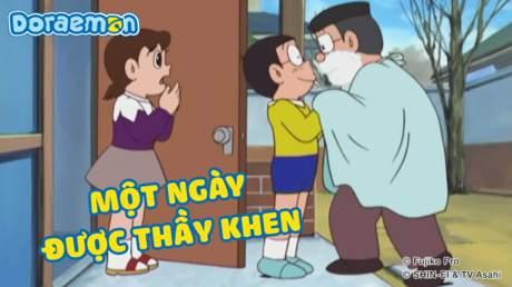 Doraemon - Tập 255: Một ngày được thầy khen
