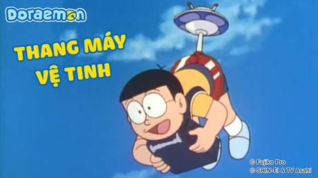 Doraemon - Tập 26: Thang máy vệ tinh