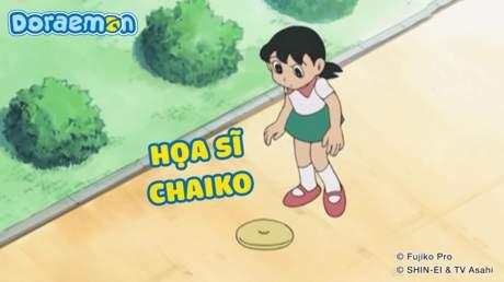 Doraemon - Tập 274: Họa sĩ Chaiko