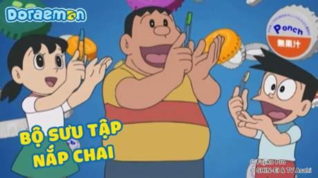 Doraemon - Tập 278: Bộ sưu tập nắp chai