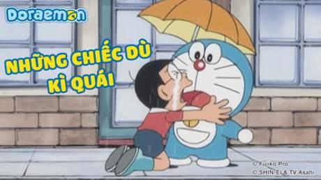 Doraemon - Tập 279: Những chiếc dù kì quái