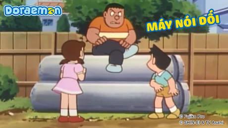 Doraemon - Tập 28: Máy nói dối