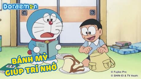 Doraemon - Tập 290: Bánh mỳ giúp trí nhớ