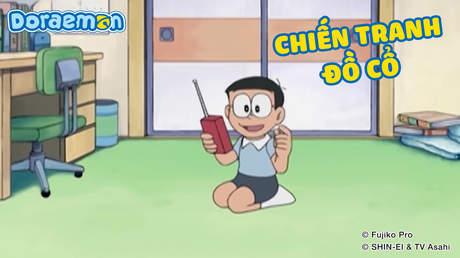 Doraemon - Tập 291: Chiến tranh đồ cổ