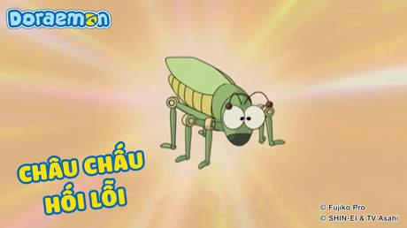 Doraemon - Tập 296: Châu chấu hối lỗi