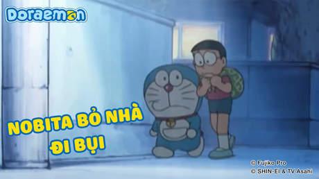 Doraemon - Tập 303: Nobita bỏ nhà đi bụi