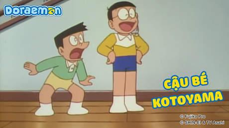 Doraemon - Tập 309: Cậu bé Kotoyama