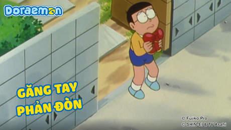 Doraemon - Tập 313: Găng tay phản đòn