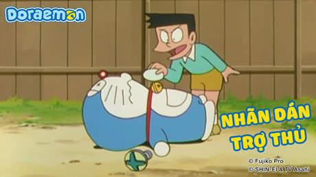 Doraemon - Tập 315: Nhãn dán trợ thủ