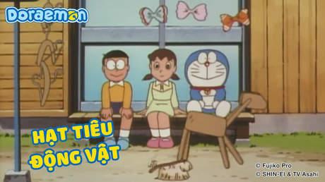 Doraemon - Tập 318: Hạt tiêu động vật