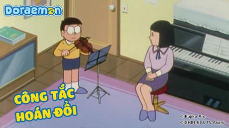 Doraemon - Tập 319: Công tắc hoán đổi