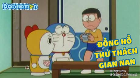 Doraemon - Tập 323: Đồng hồ thử thách gian nan