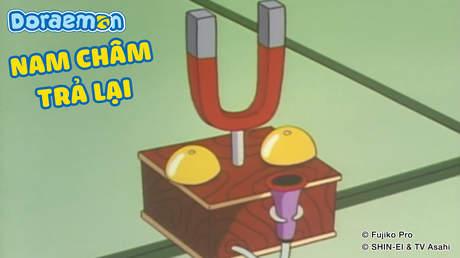 Doraemon - Tập 324: Nam châm trả lại
