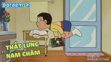 Doraemon - Tập 327: Thắt lưng nam châm