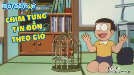 Doraemon - Tập 332: Chim tung tin đồn theo gió