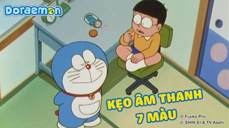 Doraemon - Tập 333: Kẹo âm thanh 7 màu