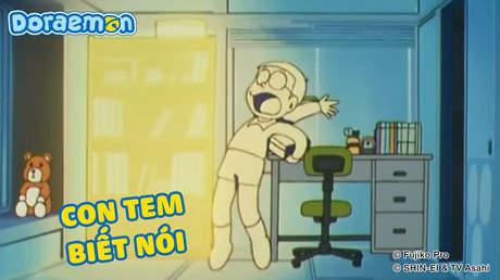 Doraemon - Tập 335: Con tem biết nói