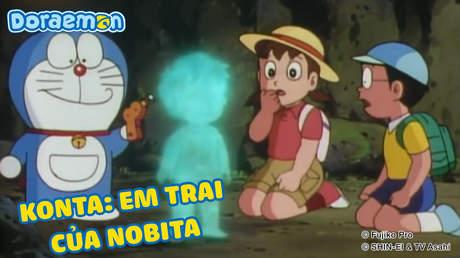 Doraemon - Tập 336: Konta: em trai của Nobita