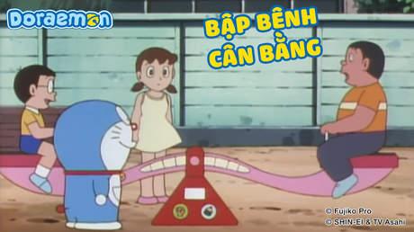 Doraemon - Tập 338: Bập bênh cân bằng