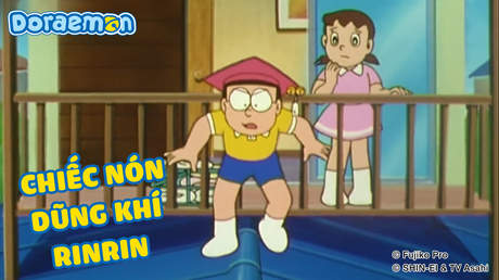 Doraemon - Tập 339: Chiếc nón dũng khí RinRin