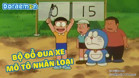 Doraemon - Tập 341: Bộ đồ đua xe mô tô nhân loại