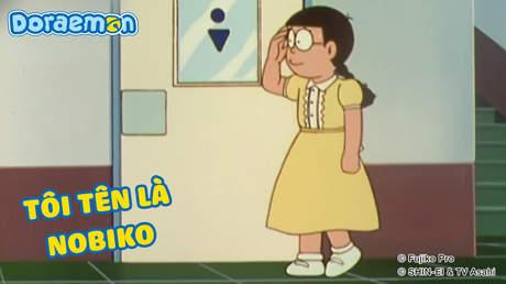 Doraemon - Tập 343: Tôi tên là Nobiko
