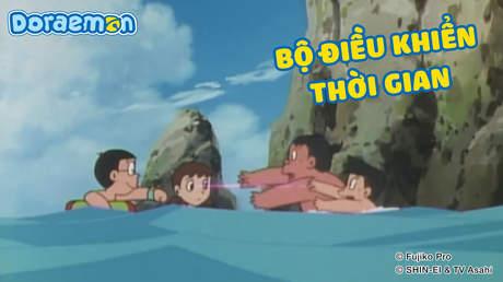Doraemon - Tập 346: Bộ điều khiển thời gian