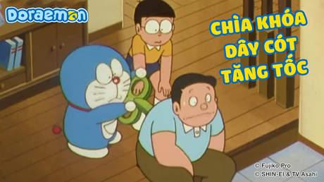 Doraemon - Tập 347: Chìa khóa dây cót tăng tốc