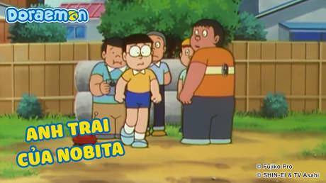Doraemon - Tập 351: Anh trai của Nobita